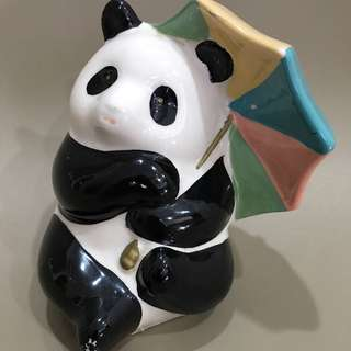 Porcelain coin Bank from China