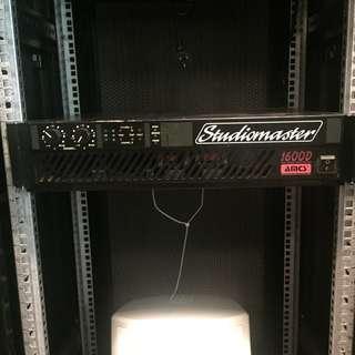 Studio Master Amplifier