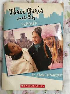 Three Girls in the City by Jeanne Betancourt