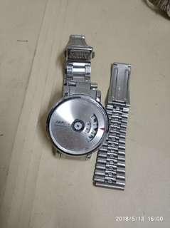 坏錶 缺少咗 零件