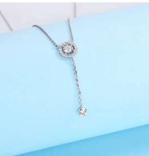 小清新鑽石項鍊