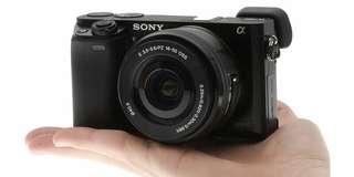 Kamera Mirorles Sony A6000 bisa kredit 0%