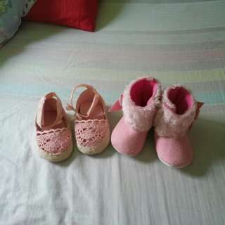 Baby's shoes bundle
