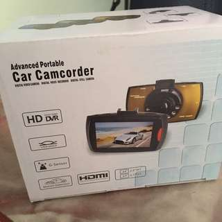 HD Car Camcoder