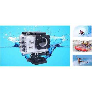 Waterproof sport cam
