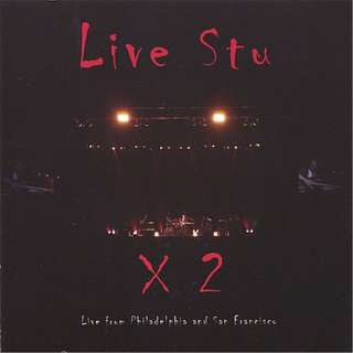 Stuart Hamm – Live Stu X 2 - Live From Philadelphia And San Francisco CD
