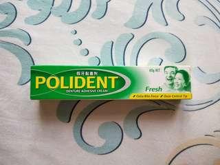 🚚 Polident Denture Adhesive Cream 60g #CarouPay