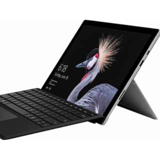 WTT Used Once Microsoft Surface Pro 2017(Latest Edition) for Surface Pro 4 + $500