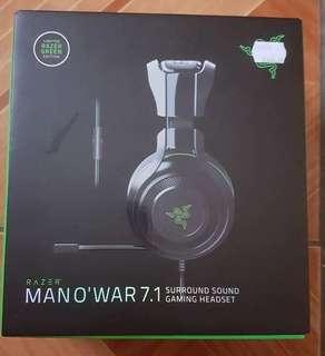 Razer Blade Man O'War 7.1 Limited Edition