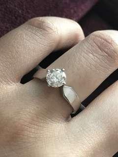 GIA 鑽石 戒指