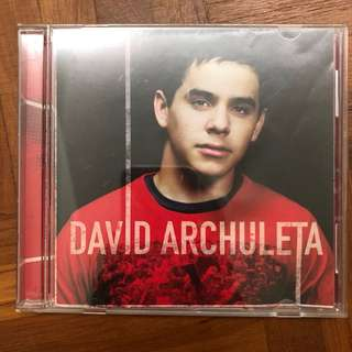 David Archuleta CD