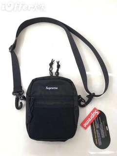 Supreme shoulder bag 17ss