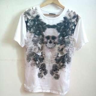 Zara Skull T-shirt