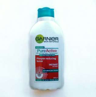Garnier Pimple Reducing Toner