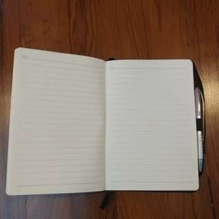 Blank Notebook for Writing