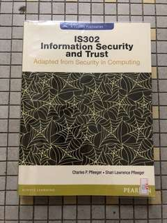 Information Security and Trust