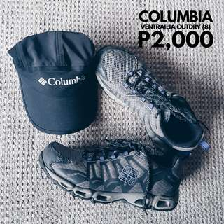 Columbia Trail Shoes