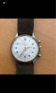 Vintage Rego Chronograph