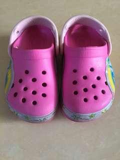 Sandal crocs Little Pony