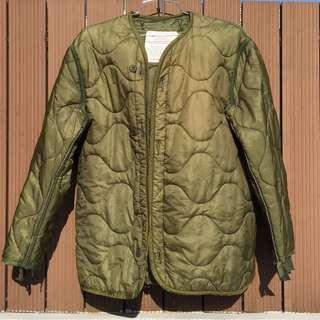 M65 Liner 內膽 quilted #jacketformen