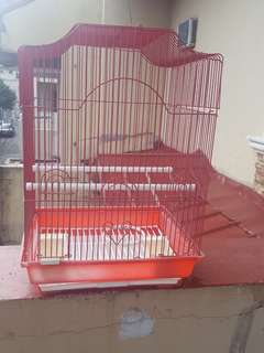 Pre loved bird cage for sale