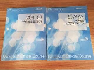 Server 2012 Books