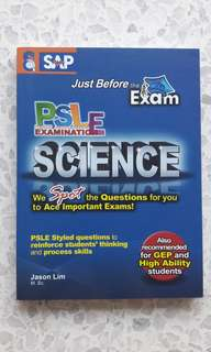 PSLE Science Assessment
