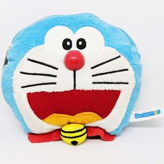 Doraemon Pouch with Card Slot
