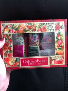 Crabtree evelyn handcream