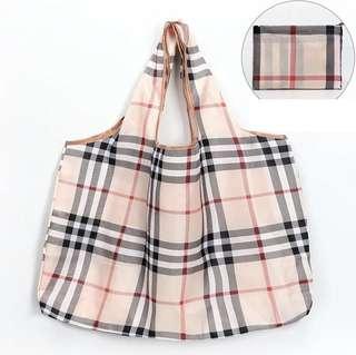 Beige Recycle Bag
