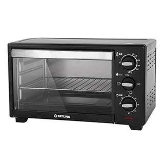 全新-大同20L電烤箱