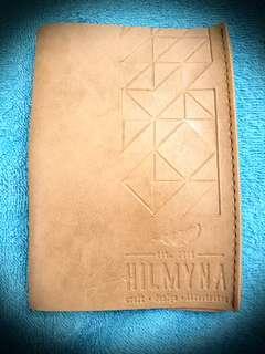 Hadmade leathet passport cover