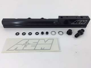 AEM Fuel Rail Honda Civic Integra B16A B16B B18c B Series