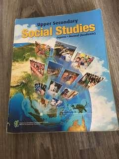 Upper Secondary Social Studies