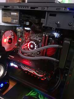 Custom Gaming PC for sale