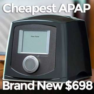 Cheapest APAP CPAP Fisher&Paykel ICON+ Brand New in Box