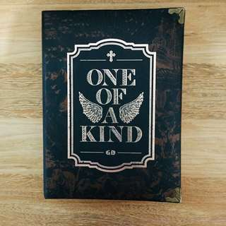 G-Dragon One of a Kind Album