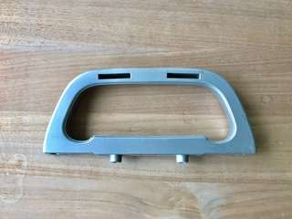 BMW R1150GS Original Rear Passenger Handle Rack