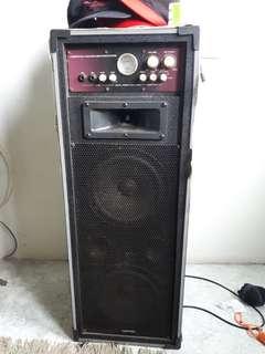 NIPPON commercial karaoke amplifier system