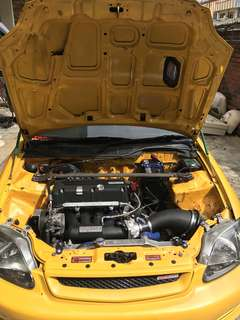 K24 type r engine suitable for fd2r euro r dc5r fn2r