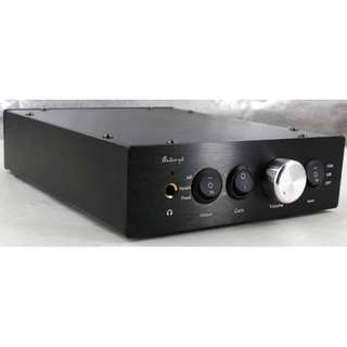NFB-11.28 with TCXO Upgrade - Discrete  DAC+ Headphone amplifier / Preamplifier