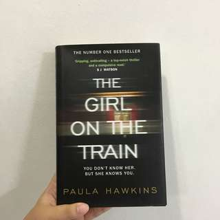 The girl on the train by S J Watson
