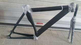Bicycle fixi frame