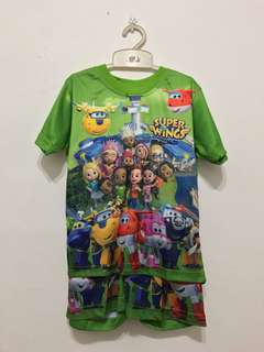 Super wings shirt & Short