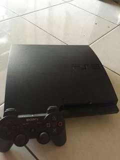 playstation 3 (ps 3) 160gb slim full game original ofw bukan cfw