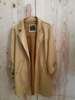 Coat Bershka / Cardigan