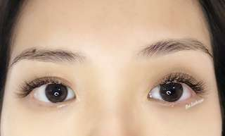 2D Classic Eyelash Extensions