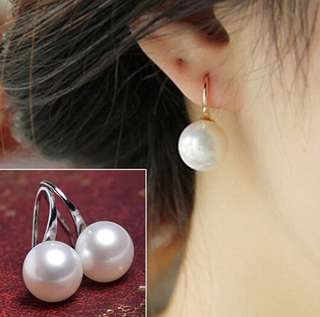 Pearl Eardrop Earrings