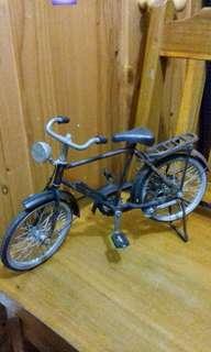 Miniatur sepeda classic antik #BIL2018