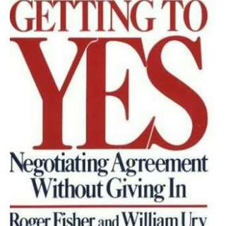 Negotiation Business book